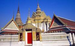 3D Bangkok with GA